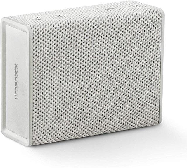 Urbanista Sydney White Mist Bluetooth Speaker - 1