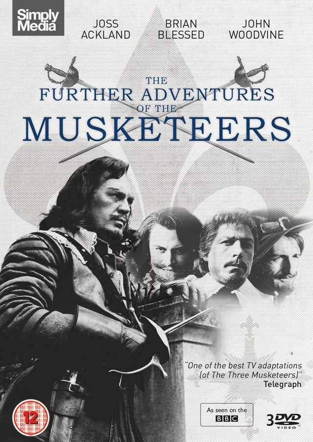 The Further Adventures of the Musketeers - 1