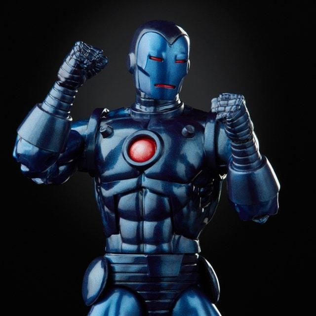 Hasbro Marvel Legends Series Stealth Iron Man Action Figure - 3