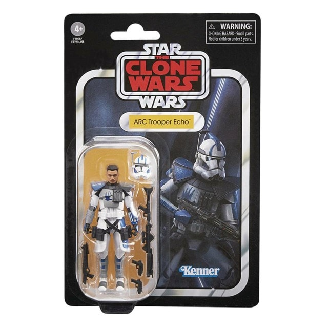 Star Wars: Arc Trooper Echo Vintage Collection Action Figure - 5