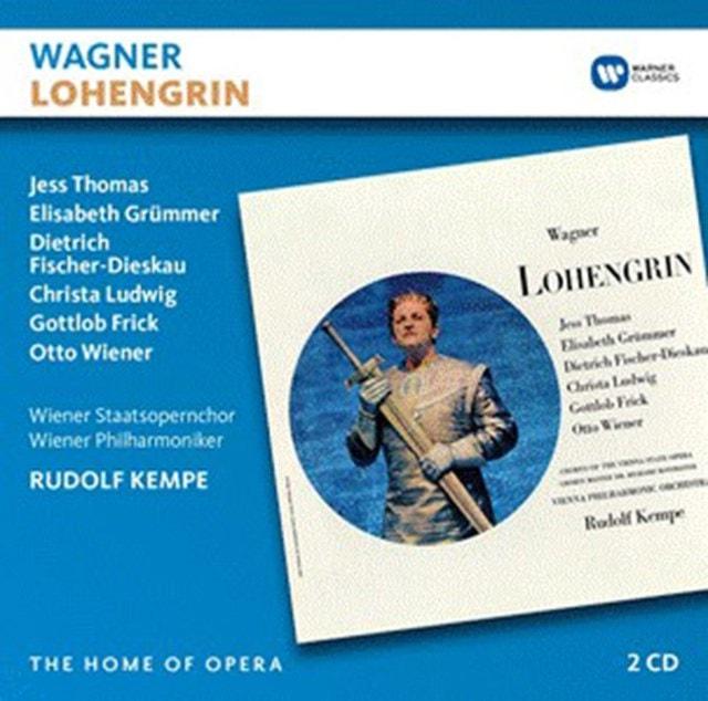 Wagner: Lohengrin - 1