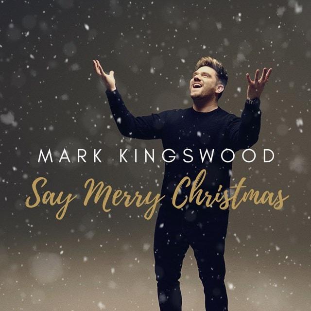 Say Merry Christmas - 1