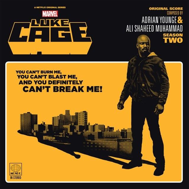 Marvel: Luke Cage: Season Two - 1