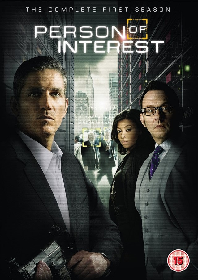 Person of Interest: The Complete First Season - 1