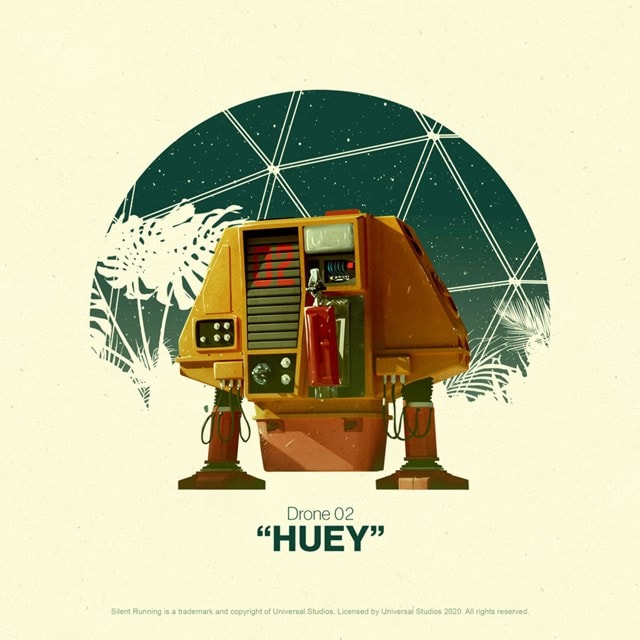 Silent Running: Huey, Dewey & Louie Mini Art Prints - 3