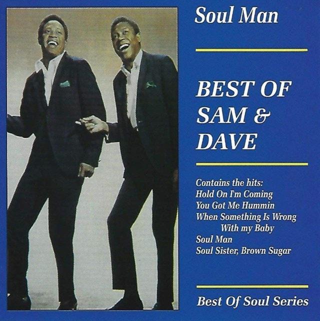 Soul Man: Best of Sam & Dave - 1