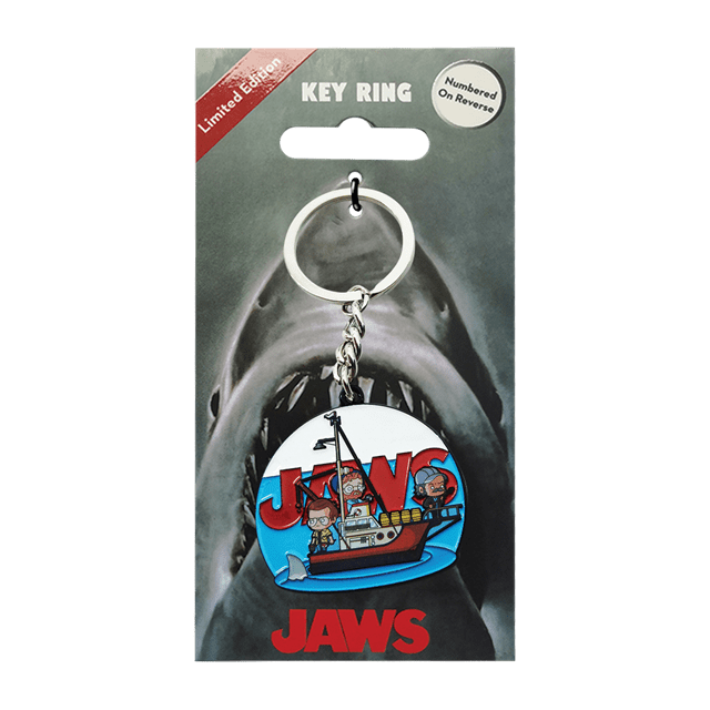 Jaws: Limited Edition Keyring - 2