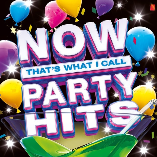 Now That's What I Call Party Hits - 1