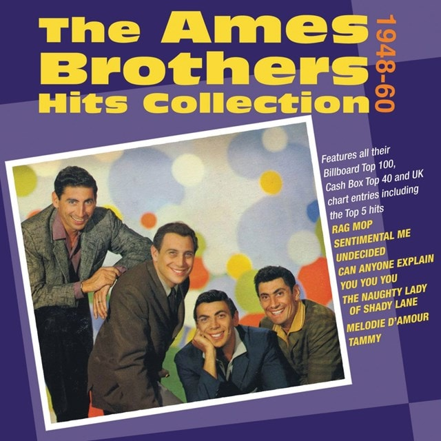 The Ames Brothers Hits Collection 1948-60 - 1