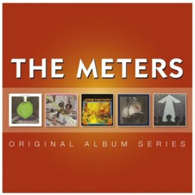 The Meters - 1