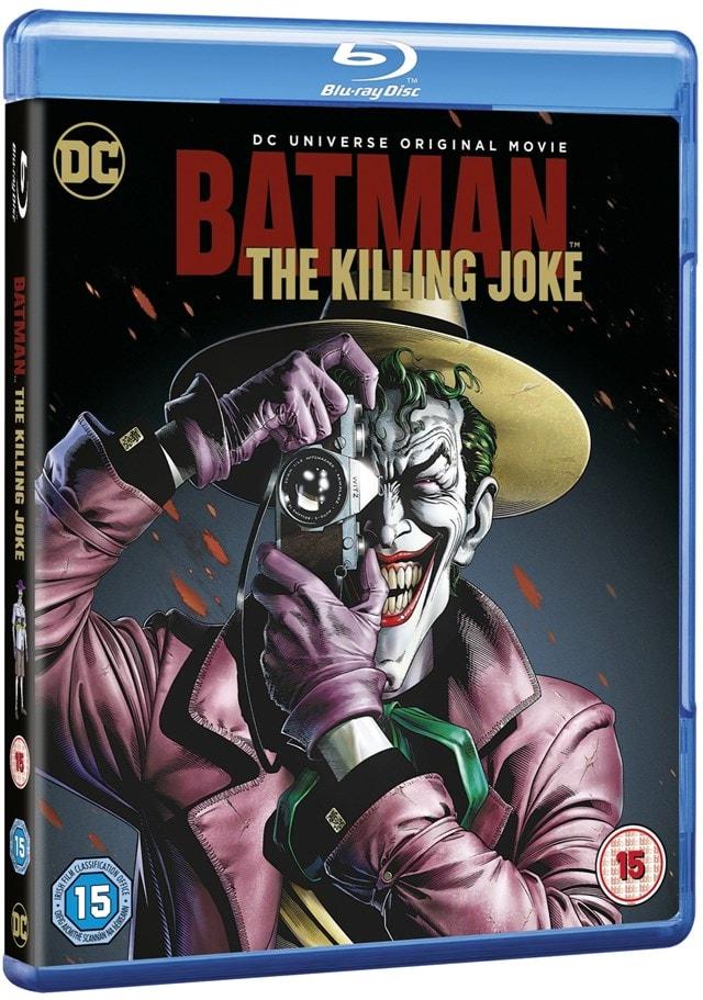 Batman: The Killing Joke - 2