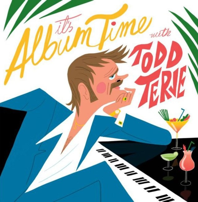 It's Album Time With Todd Terje - 1