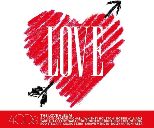 The Love Album - 1