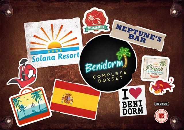 Benidorm: Complete Collection - 1