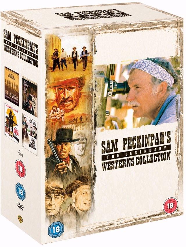 Sam Peckinpah - The Legendary Westerns Collection - 2
