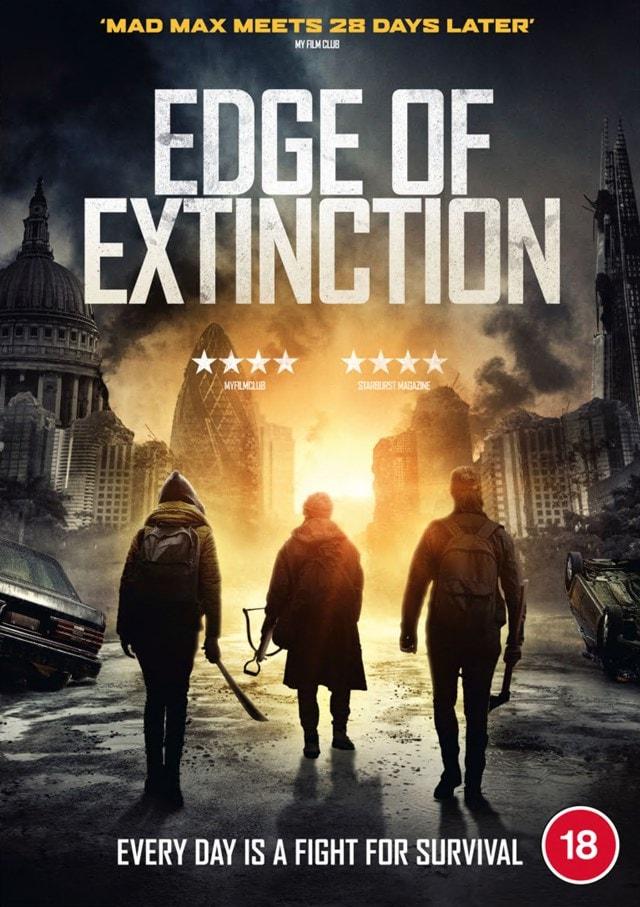 Edge of Extinction - 1