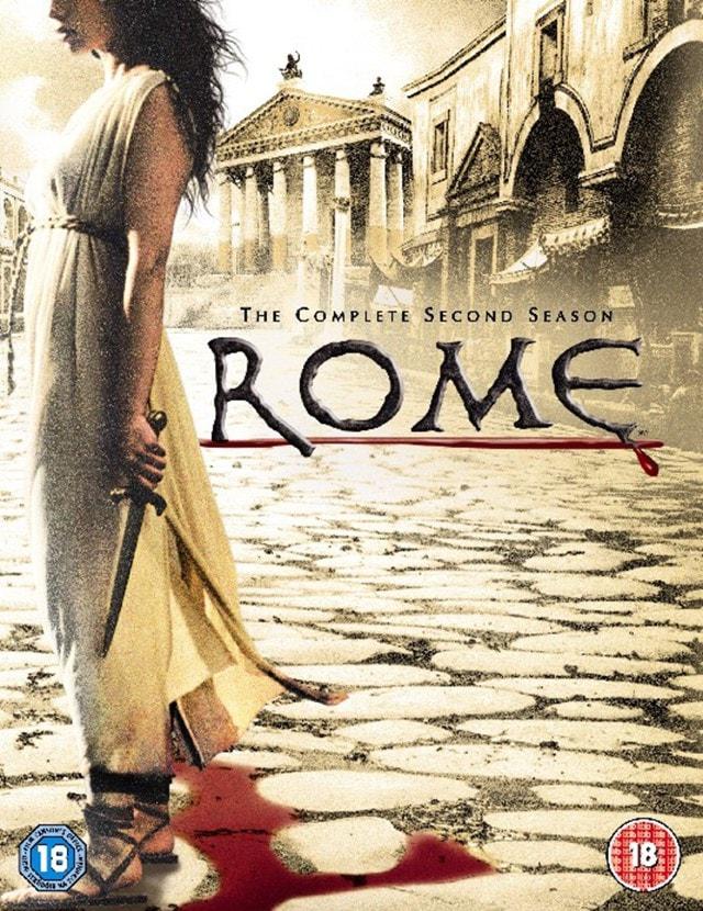 Rome: The Complete Second Season - 1