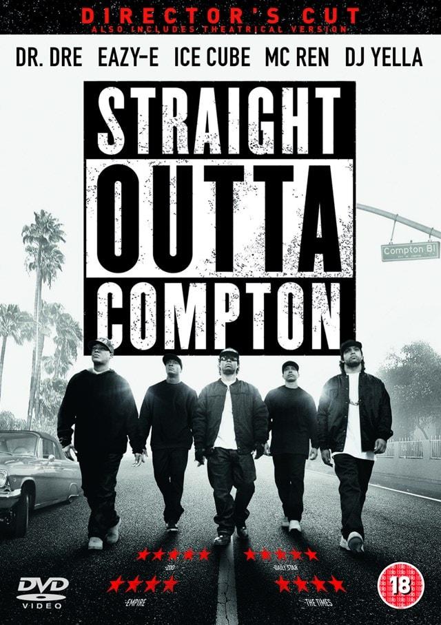 Straight Outta Compton - Director's Cut - 1