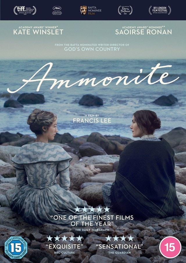 Ammonite - 1