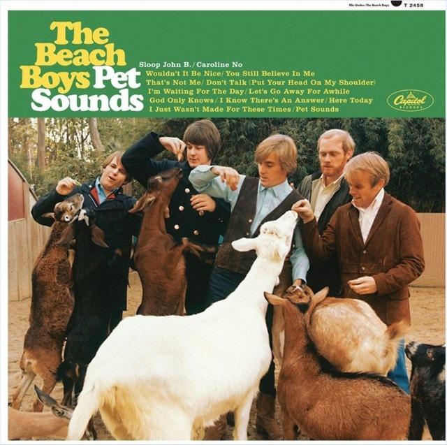 Pet Sounds - 50th Anniversary (Mono) - 1