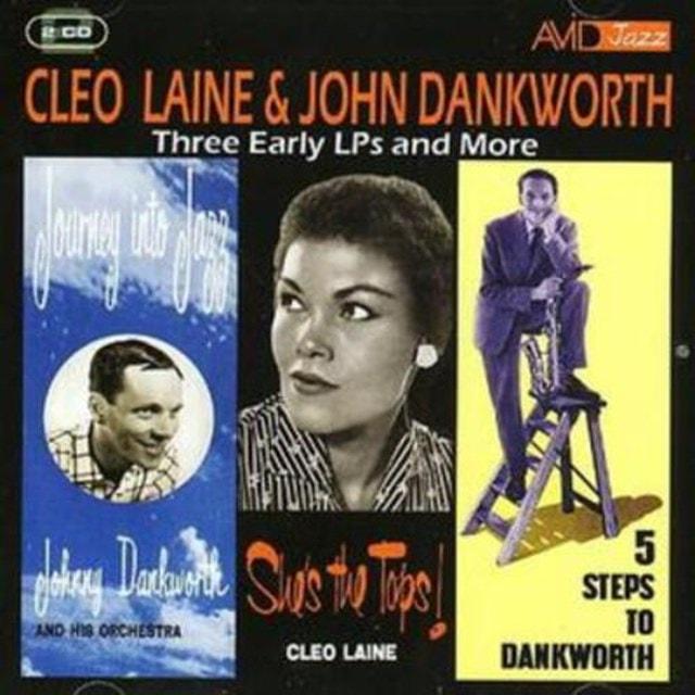 She's the Tops!/journey Into Jazz/5 Steps to Dankworth - 1