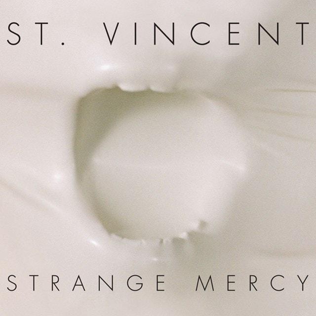 Strange Mercy - 1