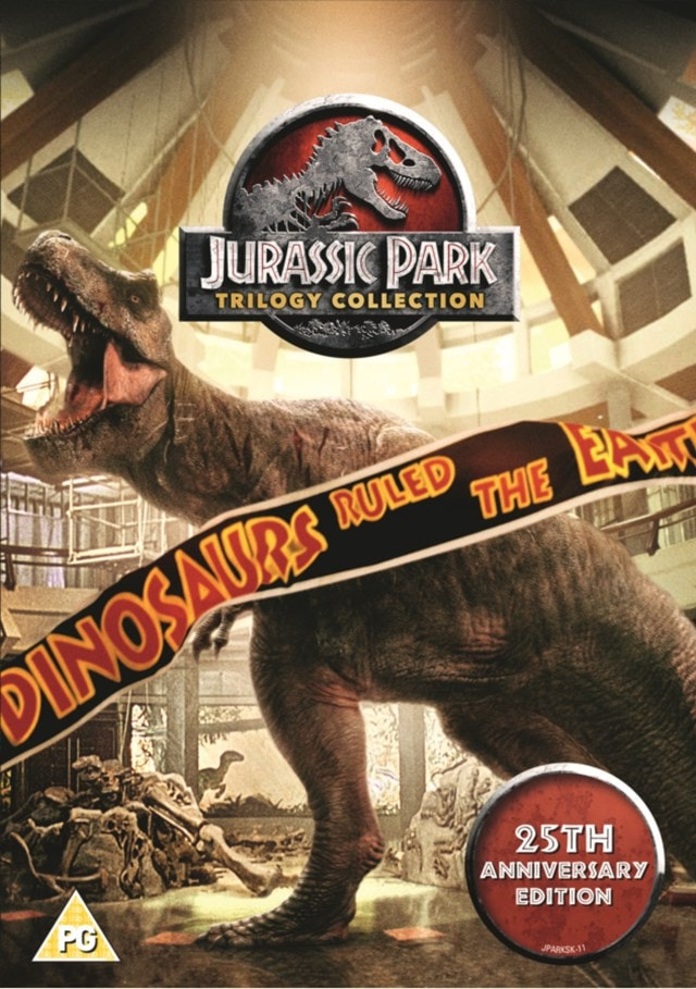 Jurassic Park: Trilogy Collection - 1