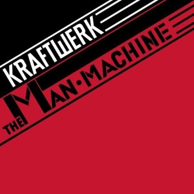 The Man Machine - 1