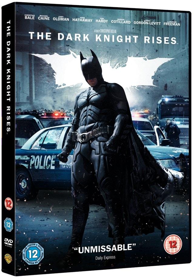 The Dark Knight Rises - 2