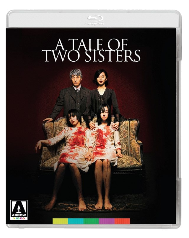 A Tale of Two Sisters - 1