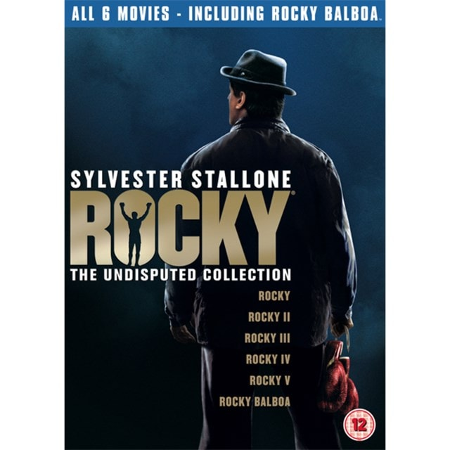 Rocky: The Undisputed Collection - 3