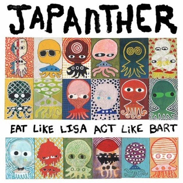 Eat Like Lisa Act Like Bart - 1