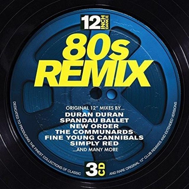 12 Inch Dance: 80s Remix - 1