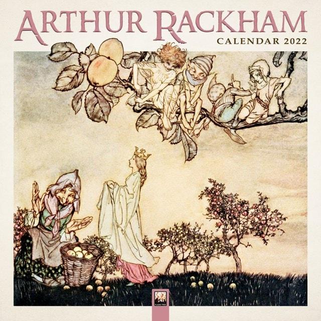 Arthur Rackham Square 2022 Calendar - 1