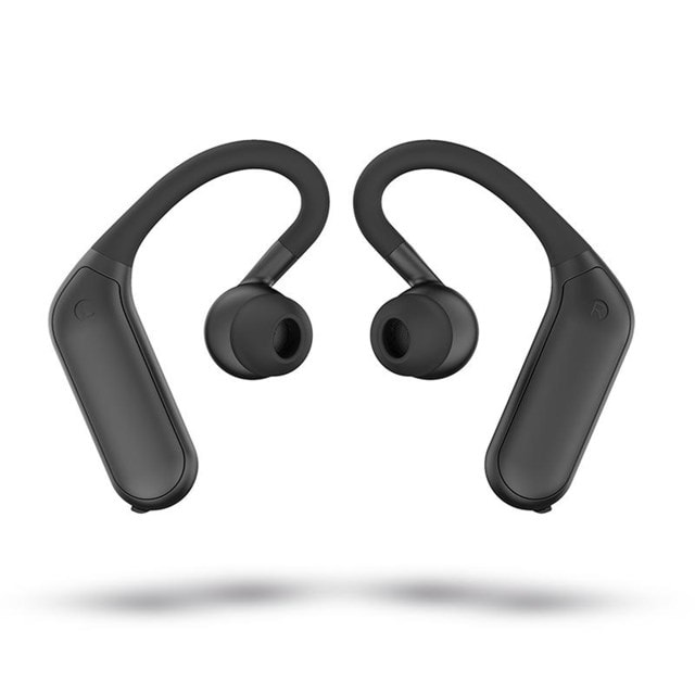 Mixx Audio Streambuds Sports Midnight Black True Wireless Bluetooth Earphones - 2