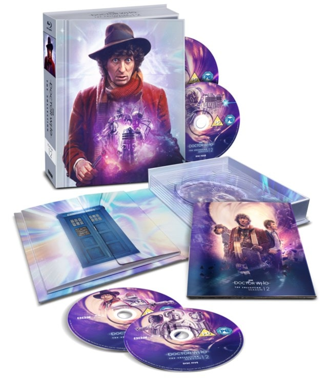 Doctor Who: The Collection - Season 12 Limited Edition Box Set - 3