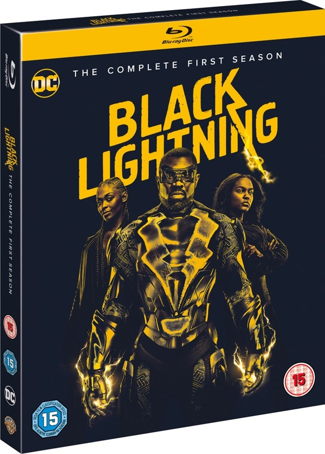 Black Lightning: The Complete First Season - 2