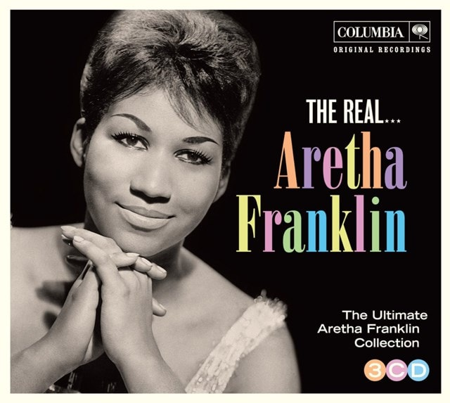 The Real... Aretha Franklin - 1