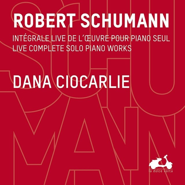 Robert Schumann: The Live Complete Solo Piano Works - 1