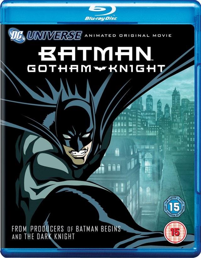 Batman: Gotham Knight - 1