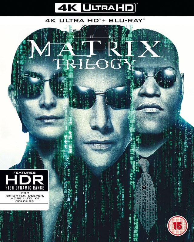 The Matrix Trilogy - 1