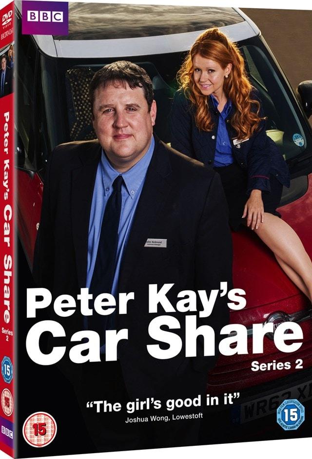Peter Kay's Car Share: Series 2 - 2