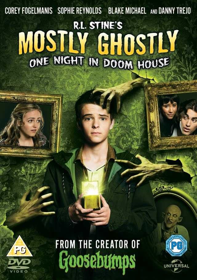 R.L. Stine's Mostly Ghostly - One Night in Doom House - 1