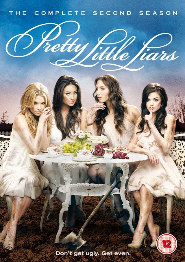 Pretty Little Liars: The Complete Second Season - 1