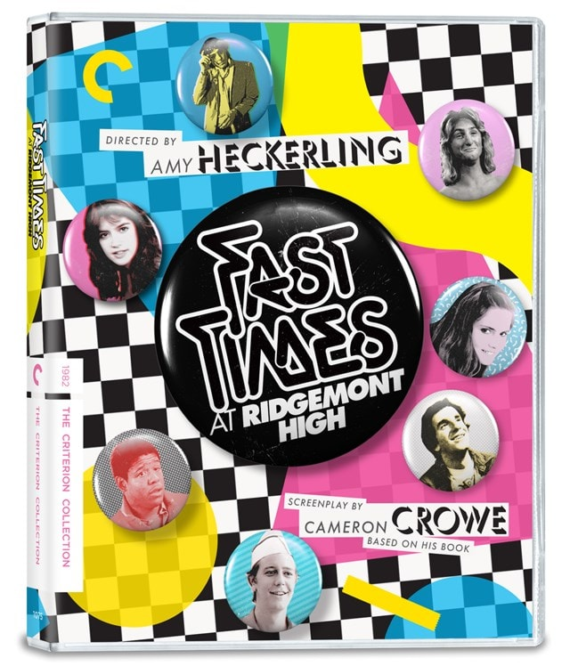 Fast Times at Ridgemont High - The Criterion Collection - 2