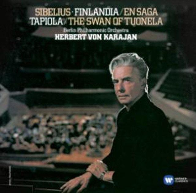Sibelius: Finlandia/En Saga/Tapiola/The Swan of Tuonela - 1