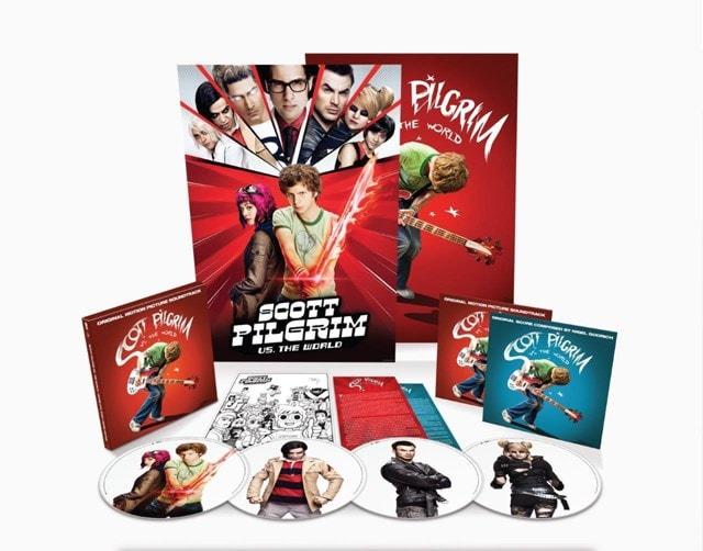 Scott Pilgrim Vs. The World: Seven Evil Exes Limited Edition - 1