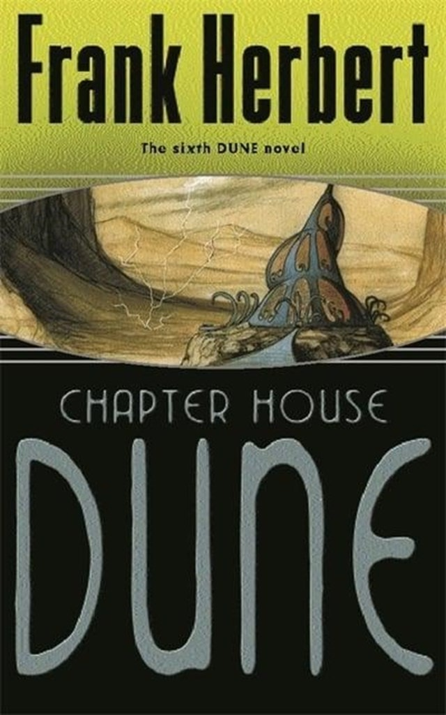 Chapter House Dune - 1
