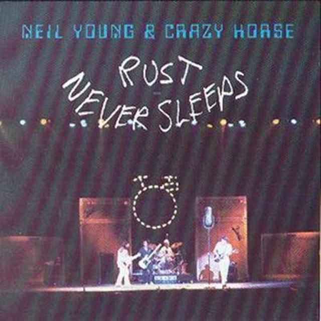 Rust Never Sleeps - 1
