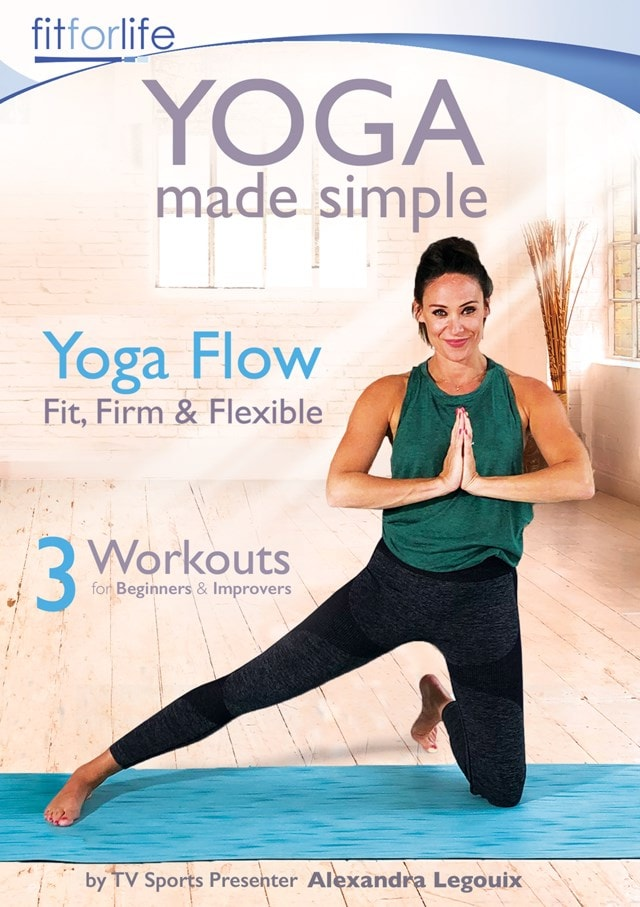 Yoga Made Simple: Yoga Flow - Fit, Firm & Flexible - 1